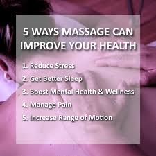 5 ways a massage can improve your mental wellness
