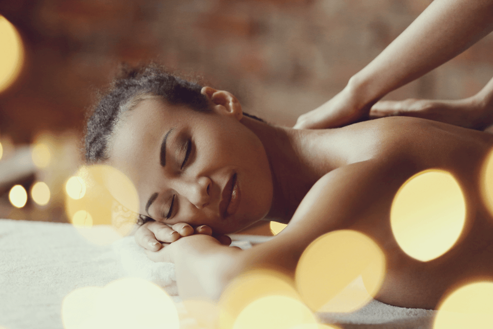 massage improves mental wellness