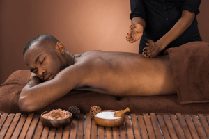 deep tissue massage nairobi