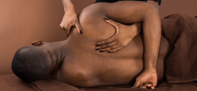 massage for sore muscles